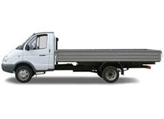 бортовой грузовик Газель 4 метра