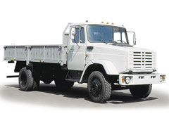 грузовой бортовой автомобиль ЗИЛ