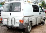 Грузовой VW Транспортер по Москве